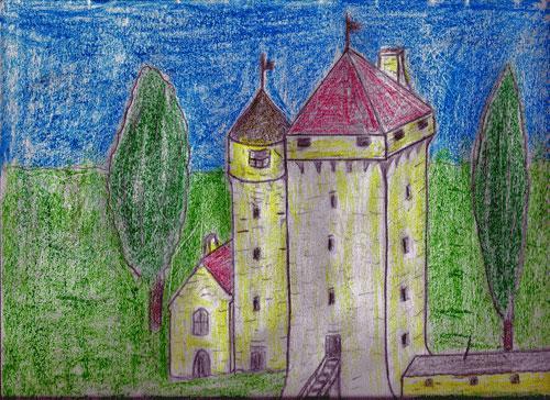 Chams chateau