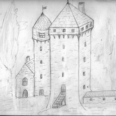 Chateau chams